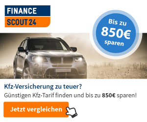 FinanceScout24 Cashback