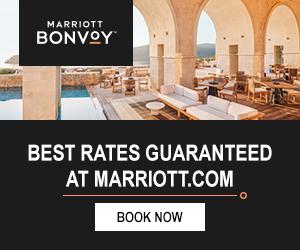 Marriott Cashback