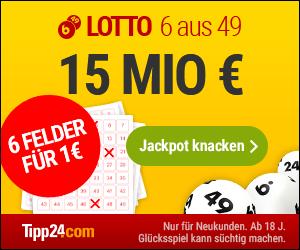 tipp24.com  Cashback