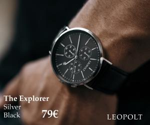 Leopolt Watches Cashback