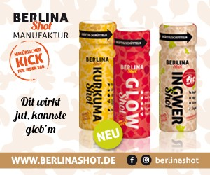 Berlina Shot Manufaktur Cashback