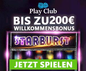 Play Club Cashback