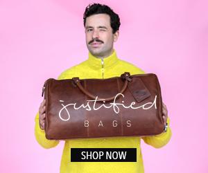 justifiedbags.com Cashback