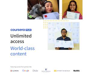 Coursera Cashback