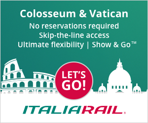 Italiarail Cashback