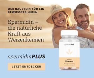 spermidinPLUS Cashback
