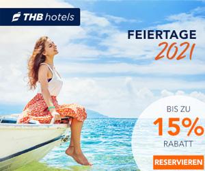 THB Hotels Cashback