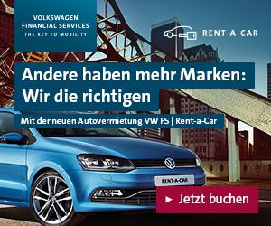 VW Financial Services Cashback