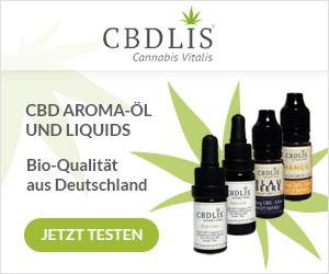 CBDLIS Öl Cashback