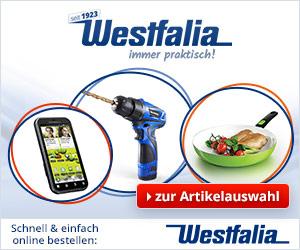 Westfalia Cashback