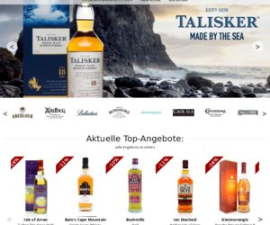 whiskyworld.de Cashback