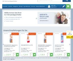 EU-Versandapotheke Cashback