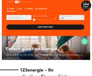 123energie Cashback