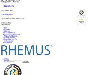 rhemus.com Cashback