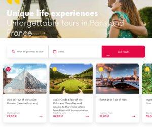 ParisCityVision.com Cashback
