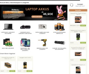 Duracell Direct Cashback