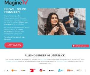 Magine TV: Einfach online fernsehen Cashback