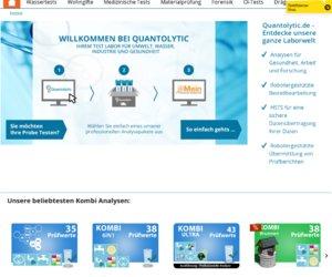 Quantolytic.de Cashback