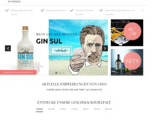 GIN IN A BOTTLE Cashback