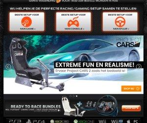 Playseatstore.de Cashback