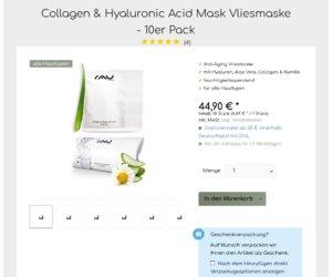 raucosmetics.de Cashback