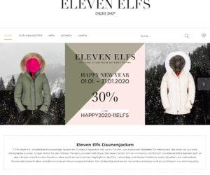 Eleven Elfs Cashback