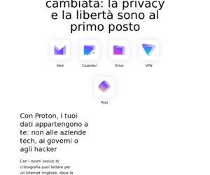 ProtonMail + ProtonVPN Cashback