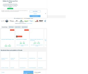 Attraction Tickets Direct Cashback