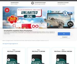 Smarttarif24 Cashback