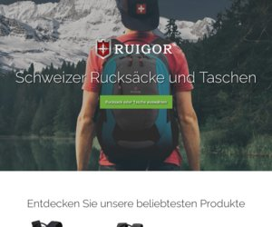 SwissRuigor Cashback
