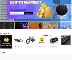 Gearbest.com Cashback