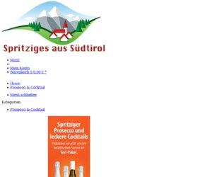 Spritziges aus Südtirol Cashback
