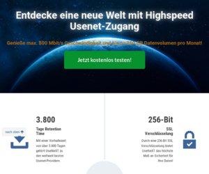 Usenext.de Cashback