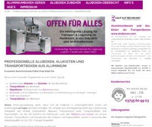 aluboxen.com Cashback