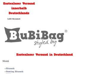 Bubibag Shop Cashback