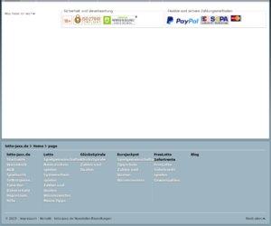 LottoJAXX Cashback