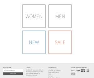 Naketano Online Shop Cashback