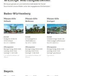 PflanzenKölle.de Cashback