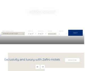 Zafiro Hotels Cashback