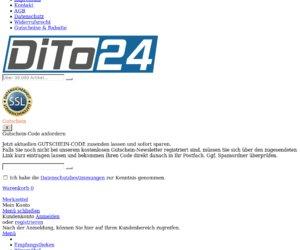 DiTo24 Cashback