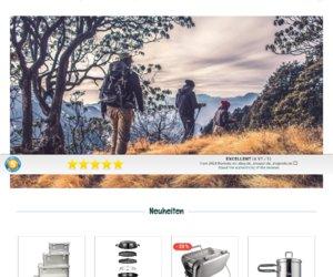 CampingandOutdoor Cashback