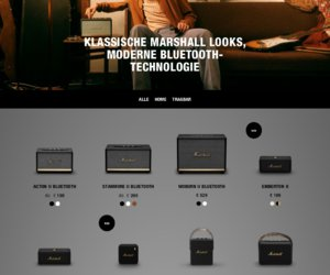 Marshall Headphones Cashback