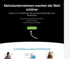 Webador Cashback