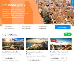 TravelBird.de Cashback