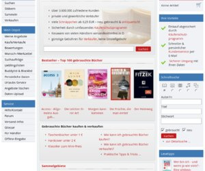 booklooker.de   Cashback