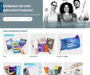 Helloprint.de Cashback