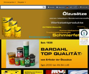 bardahlgermany.com Cashback