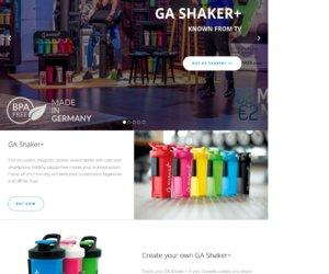 GA Shaker Cashback