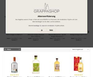 grappashop.de Cashback