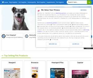 Pet Care Supplies Cashback